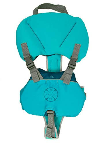 Level Six Puffer Baby Flotation Vest - Grotto Blue