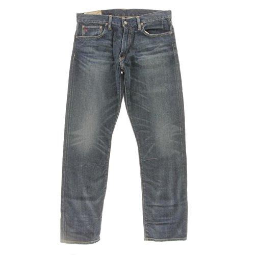 Polo Ralph Lauren Men's Varick Slim-Straight Jeans, Davis Wash, - Ralph Polo Lauren Mexico