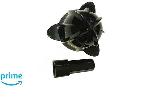 Compra Lacor R69285A Juego de Cono y Inserto de Repuesto para Exprimidor con Brazo, Negro, 30x30x30 cm en Amazon.es