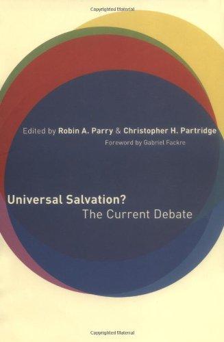 Universal Salvation?: The Current Debate PDF ePub book
