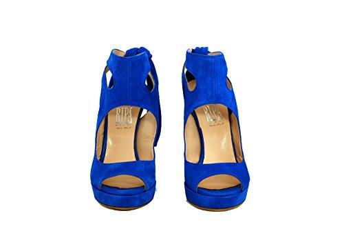 RIPA 55-409 - Sandalias de vestir de Piel para mujer negro negro taglia unica cobalto