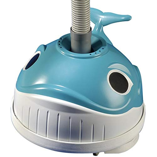 - Hayward 900 Wanda the Whale Suction Above-Ground Pool Cleaner (Automatic Pool Vacuum)