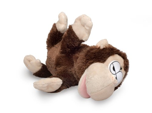 Roffle Mates Cheeky The Chimp Rolling & Laughing Toy