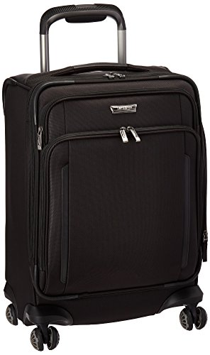 Samsonite Silhouette Xv Softside Spinner 21, Black by Samsonite