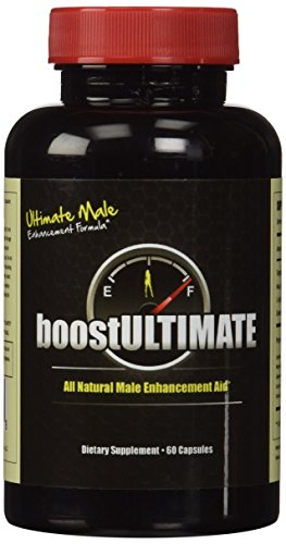boostULTIMATE - #1 Rated Testosterone Booster - 60 Capsules - Increase Stamina, Size, Energy & More 1 Month Supply 039517865468