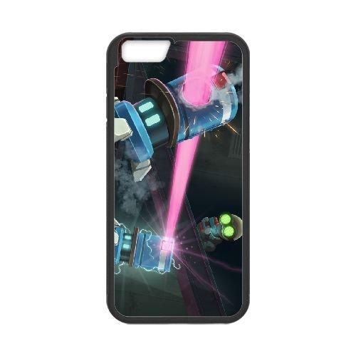 Stealth Inc. 2 A Game Of Clones 2 coque iPhone 6 Plus 5.5 Inch cellulaire cas coque de téléphone cas téléphone cellulaire noir couvercle EEECBCAAN01250