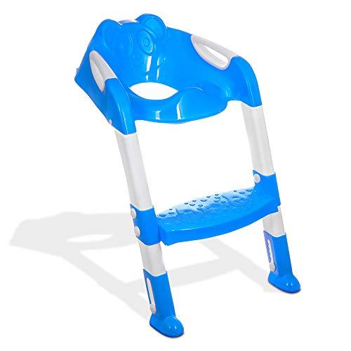 Aerobath Baby Potty Training Toilet Seat Adjustable Toddler Child Toilet Trainer