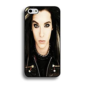 Special Mecki Rock Band Tokio Hotel Phone Case Retro Phone Cover for Iphone 6 Plus / 6s Plus ( 5.5 Inch )