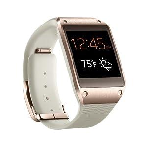 Amazon Com Samsung Galaxy Gear Smartwatch Rose Gold