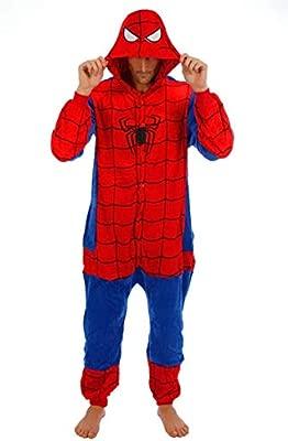 Disfraz de Stich Adulto Desgaste Unisex superhéroe Hombre ...