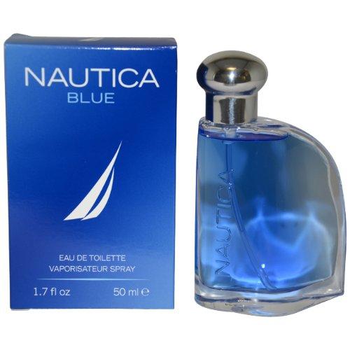 Nautica Blue Nautica pour les hommes. Eau De Parfum Spray 1.7 onces