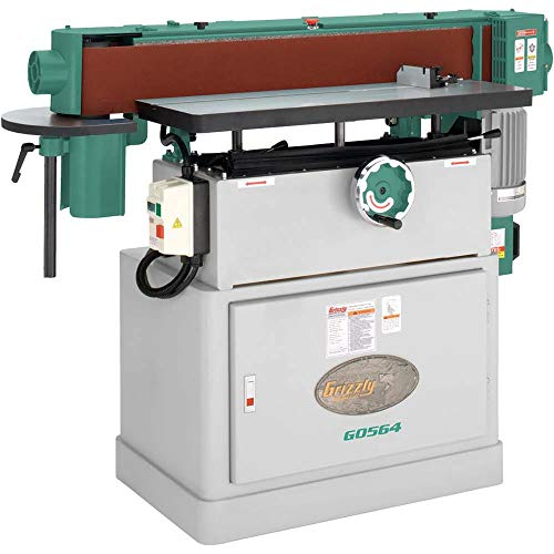 Grizzly 3-HP Oscillating Edge Sander