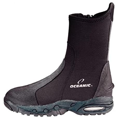 Ocean Pro Boat Deck Shoes Beach Scuba Diving Dive Booties Water Sport Boots Sz 8 Fins, Footwear & Gloves