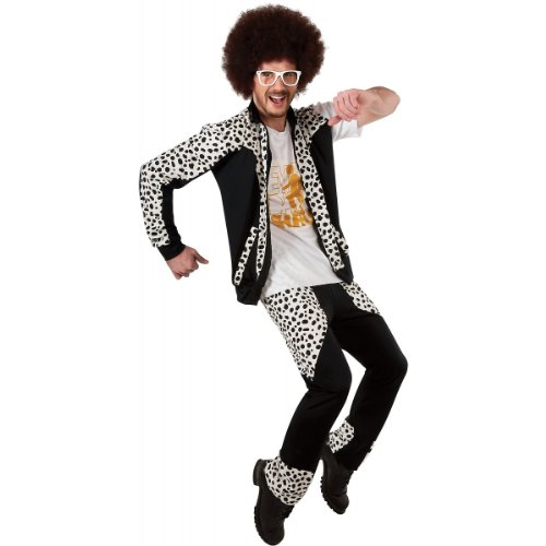 [Redfoo Party Rock Anthem Costume - Standard - Chest Size 40-44] (Lmfao Costume Party Rock)