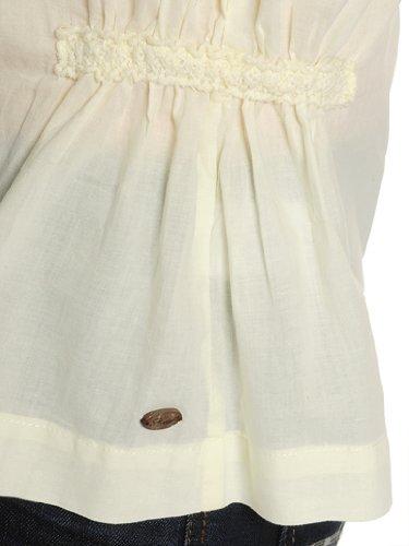 Mavi Frill Shirt Damen Hemd Weiß (S)