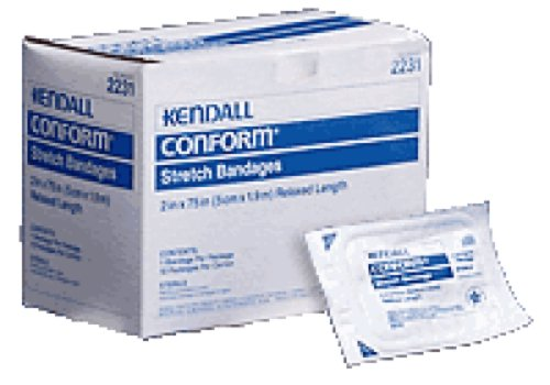 Kendall Conform Stretch Bandages - Kendall Healthcare Conform Sterile Stretch Bandage 2