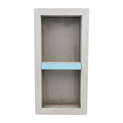 Recessed Shelf In Bathroom Wall: Compare Price: Recessed Insert