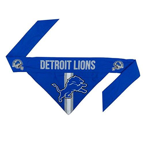 Littlearth NFL Detroit Lions Pet Bandana