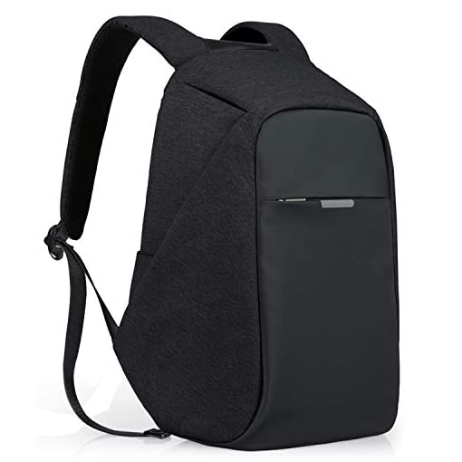 USB Port Charger Backpack Laptop School Travel Bag Water Resistant Anti-theft US