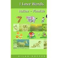 I Love Words Italian - Finnish