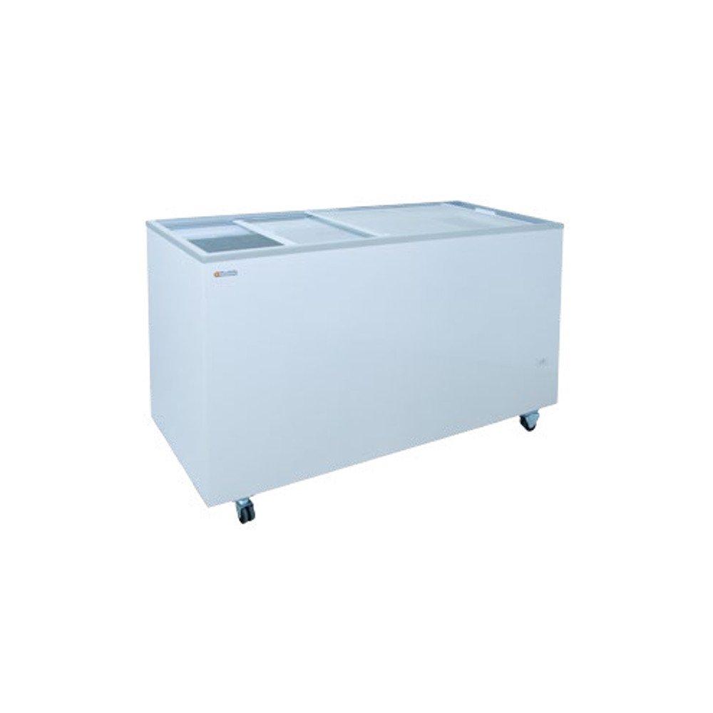 Congelador a pozo congelar nevera nevera cm 130 x 63 x 87 Ki _ FR ...