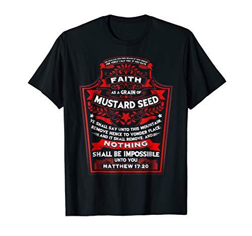 Faith as a Grain of Mustard Seed Christian Parody