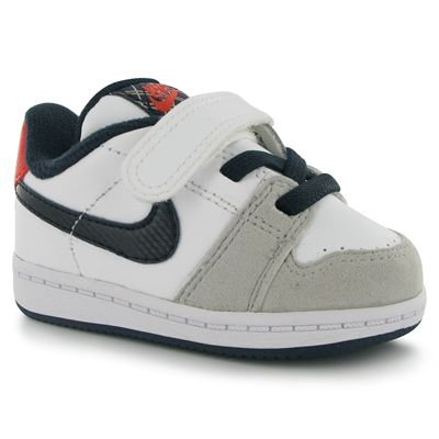 JR Tiempo Genio Leather TF Astro Turf Trainers - Green Strike Gris - gris