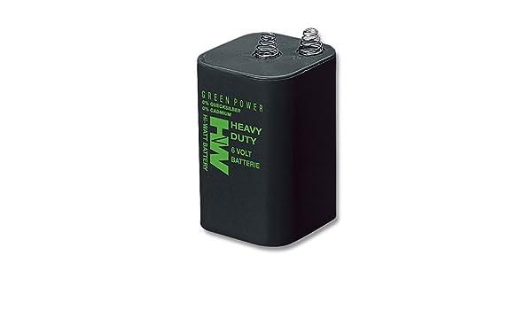 Bloque-batería 6 V para futbolín: Amazon.es: Deportes y aire libre