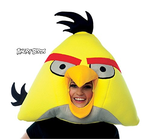 Paper Magic Group Angry Birds Yellow Bird Mask -