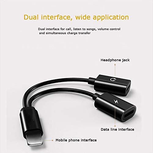LingStore in Fast Charge Audio for iPhone Plus iOS 11 10.3 Charging Cable