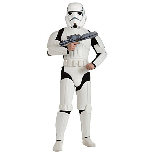 Deluxe Stormtrooper Costume - X-Large - Chest Size 46-52 -