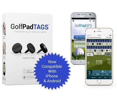GOLF TAGS Real-Time Golf Tracking and Game Analysis System (Best Golf Swing Analysis)