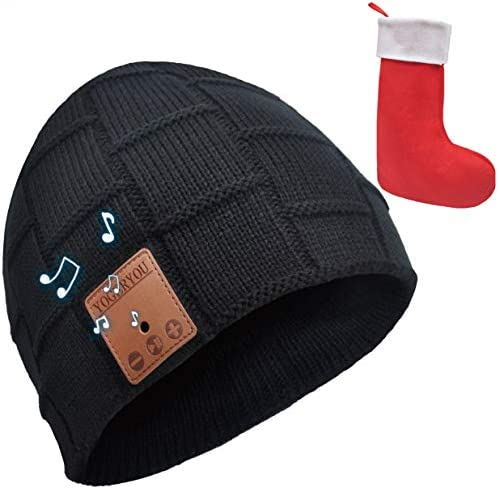 Bluetooth Headphones Speakers Microphone Stocking product image