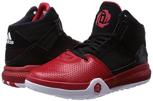 adidas D Rose 773 IV CORE BLACK/SCARLET/CORE BLACK
