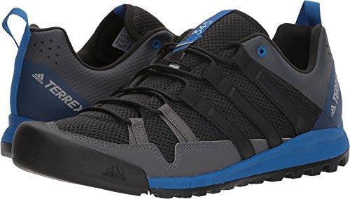 adidas Sport Performance Men's Terrex Solo Sneakers, Blue, 10 M