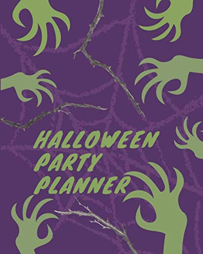 Halloween Party Planner: Themed Event Planner + October Daily Planner Zombie ()