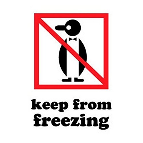 keep from freezing label - 6