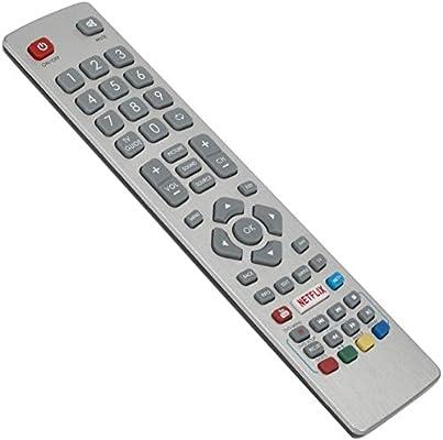 ALLIMITY SHW/RMC/0120 SHWRMC0120 Mando a Distancia reemplazado por Sharp Aquos HD Smart TV with Youtube Netflix Net+: Amazon.es: Electrónica