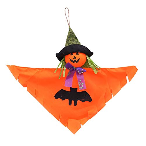 Gbell Kids Scary Fun Halloween Pendant Ornaments Toys - Halloween Sunny Doll Toys Decor for Girls Boys Adults (B) ()