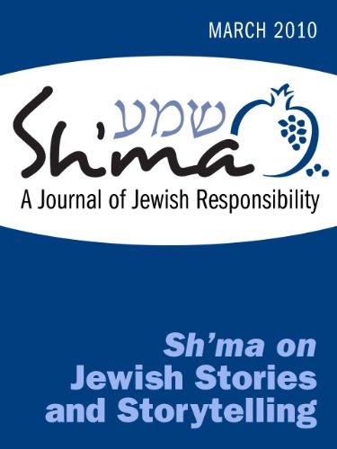 Sh'ma on Jewish Stories and Storytelling (Sh'ma Journal
