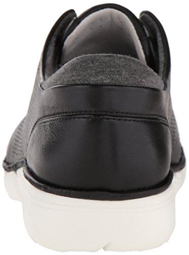 Voltra que del Black Un Clarks camina Leather zapato vASzWEqX
