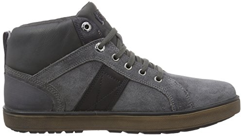 Geox U Mattias B ABX D, Men's Chukka Boots Grey (C9878charcoal/Navy)