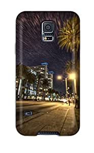 EqQWutW1178hyviM CaseyKBrown Locations Santa Monica Durable Galaxy S5 Tpu Flexible Soft Case