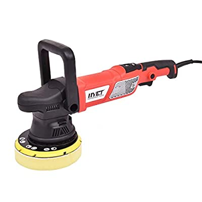 "MD Group 6"" Variable Speed Dual Action Polisher Random Orbital Kit"