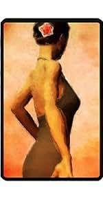 Funda para Kindle Fire 7 pouces - Flamenco