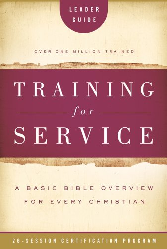 Training for Service Leader ()