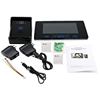 Magische Wireless Video-Türsprechanlage Intercom-Türklingel -Home Security...