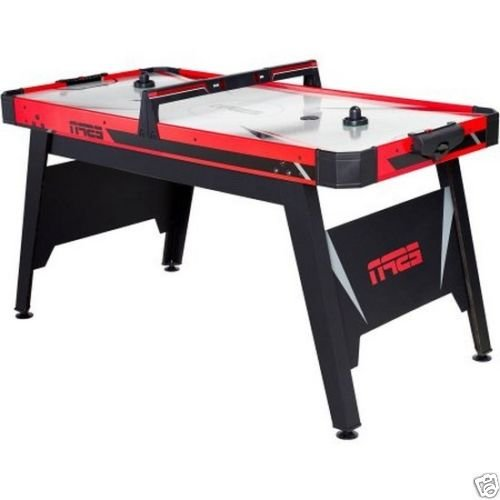 8b41504c300 New 60 Air Powered Hockey Table Sound Effects LED Score Game ESPN Kids Game  Room by