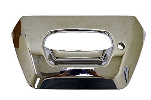 PT Auto Warehouse GM-3525M-BZ - Tailgate Handle Trim/Bezel, Chrome ()