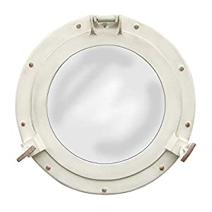 41lpktAqyVL._SS300_ 100+ Porthole Themed Mirrors For Nautical Homes For 2020